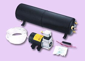 AUTO-AIR HORN COMPRESSOR SET